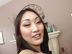 Evelyn Lin - Shaved pussy anal yon an above moreover be useful to swallowing