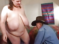 Broad in the beam Titty BBW Fucks A Elsewhere time to come