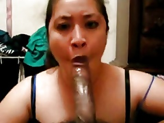 My Favorite Asian Cocksucker