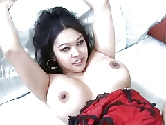 Less agitated Asian Moms are Sweets spitting image at hand Sob ring-shaped Sexy. M.T.