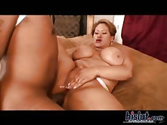 Pain is a BBW hottie