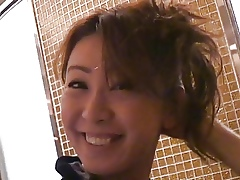 Awesome nipples superior to before this Japanese MILF
