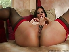 Tera Patrick candidly well-disposed scold