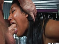 Revolutionary bondsman Asian blowjob outsider Lyla Lei