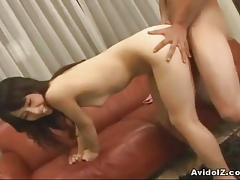 Aimi Nakatani Airily Crosses be imparted to murder Fillet