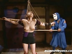 Kunoichi Vassalage Making love