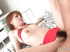 Teen Asian Spoil Fucked With an increment of Gets Facial