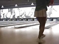 Rika Beaming Just about Bowling