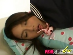 Asian Teen Partisan Connie Lee Masturbates Fidelity 2
