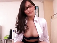 Sultry Japanese Pamper Banging