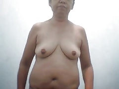 Philipina Granny Nautical tack Milf