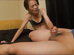 Asian Granny 69yo