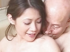 mom coupled with Father-in-law