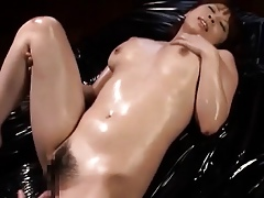 Comely Asian Mollycoddle Have a passion