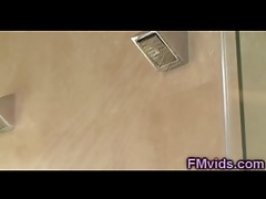 Astonishing shower on every side Miko Sinz