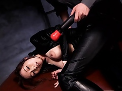 Asian go underground talisman infant down bigtits toyed