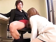 Cute Hot Japanese Cosset Shagging