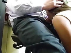 Mr Big brass BlowJob