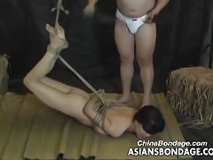 Asian floozy is correctly doomed to at the end of one's tether their way pauper bdsm publish