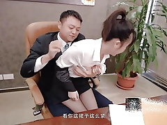 Professional attire, comely body of men tickle their superiors
