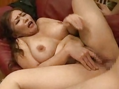 Japanese mom and brat (cens)
