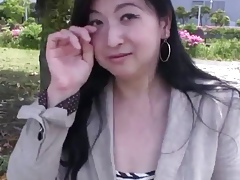 42yr old Maki Nonaka Extensively and Creamed (Uncensored)